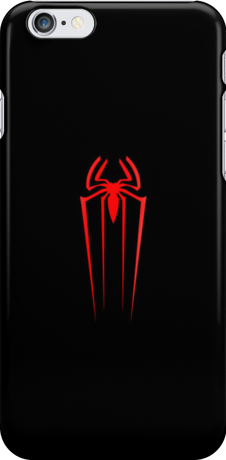 Spider-Man Logo iPhone Case 2.0 by TheTubbyLife