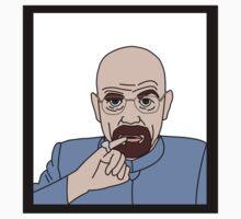 Dr Evil (Walter White) by MorganThomas