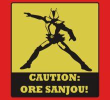 Caution: Ore Sanjou! One Piece - Long Sleeve