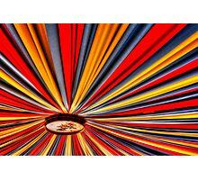 Primary Colours Photographic Print