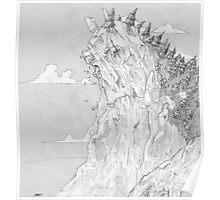 Mountain King Poster