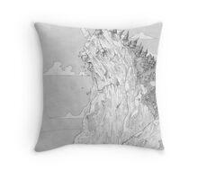 Mountain King Throw Pillow