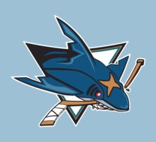 NHL Pokemon - San Jose Sharpedos by DCVisualArts