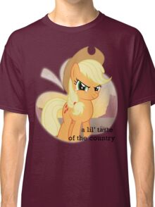 Applejack the country gal' Classic T-Shirt