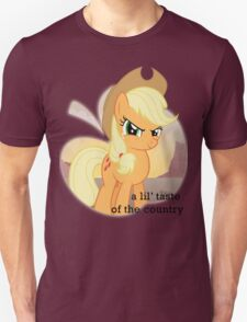 Applejack the country gal' Unisex T-Shirt