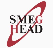 Smeg Head (Black) by MrHSingh
