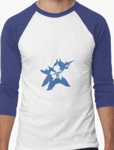 Oshawott Evolution Men's Baseball ¾ T-Shirt