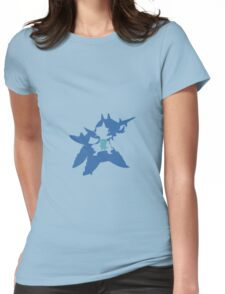 Oshawott Evolution Womens Fitted T-Shirt