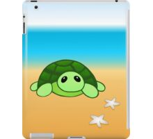 Kenny - The Baby Tortoise iPad Case/Skin
