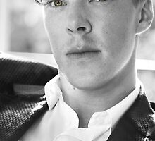 Benedict's Eyes 3 by fairy911911