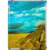 Wonderful landscape. iPad Case/Skin
