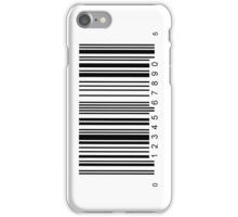 Barcode! iPhone Case/Skin