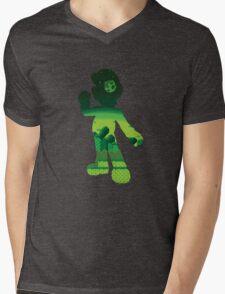 Anno Luigi Mens V-Neck T-Shirt