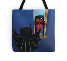Everyone has a hero.. Tote Bag