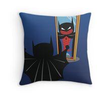 Everyone has a hero.. Throw Pillow
