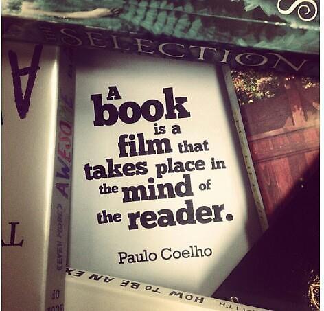 Book Quote - Paulo Coelho by niugnep27