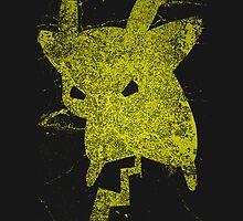 Pikachu by HeadGlitch