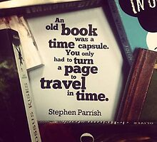 Book Quote - Stephen Parrish by niugnep27