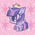 Weeny My Little Pony- Princess Twilight Sparkle by LillyKitten