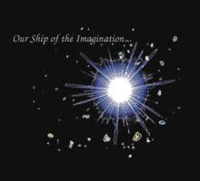 Ship of the Imagination Kids Tee