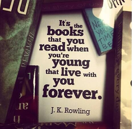 Book Quote - J. K. Rowling by niugnep27