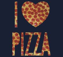 I Heart Pizza by Look Human