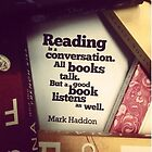 Book Quote - Mark Haddon by niugnep27