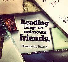 Book Quote -  Honoré de Balzac by niugnep27