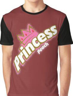 Princess Peach Soda Graphic T-Shirt