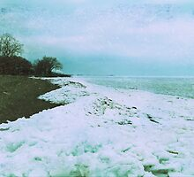 Frozen Waves by SRowe Art