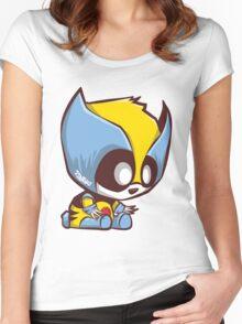 Pandarine Women's Fitted Scoop T-Shirt