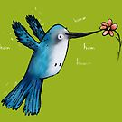 Hummingbird by Sophie Corrigan