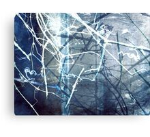 Twisting and Turning Canvas Print