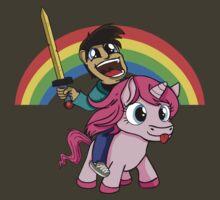Epic Unicorn Ride by Kneth