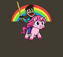 Epic Unicorn Ride Unisex T-Shirt