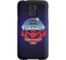 Mariobots... ROLL OUT! (metal version) Samsung Galaxy Case/Skin