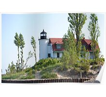 Point Betsie Lighthouse Poster