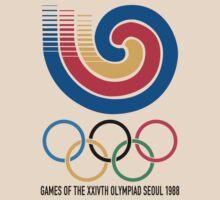 Seoul 1988 Olympics by walker79