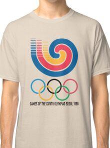 Seoul 1988 Olympics Classic T-Shirt
