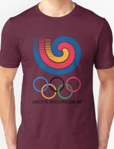 Seoul 1988 Olympics Unisex T-Shirt