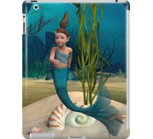Little Mermaid iPad Case/Skin