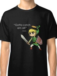 Childhood Destruction (Pokemon, Zelda, Mario) Classic T-Shirt