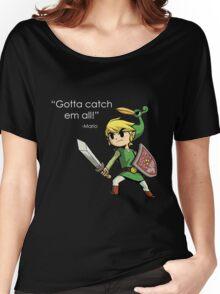 Childhood Destruction (Pokemon, Zelda, Mario) Women's Relaxed Fit T-Shirt