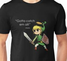 Childhood Destruction (Pokemon, Zelda, Mario) Unisex T-Shirt