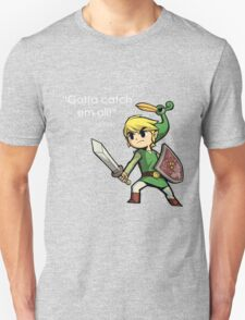 Childhood Destruction (Pokemon, Zelda, Mario) Unisex T-Shirt