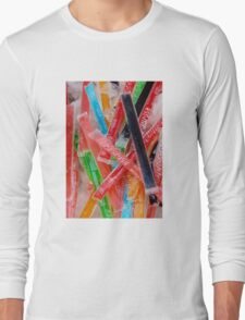 Freezer Pops Long Sleeve T-Shirt