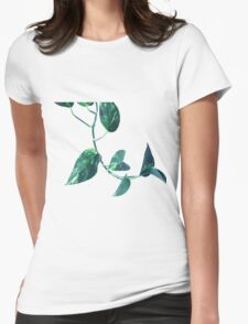 Projection & Emotion #redbubble #arprint #home #style #fashion #Tech Womens Fitted T-Shirt