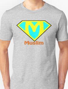 Super Muslim T-Shirt T-Shirt