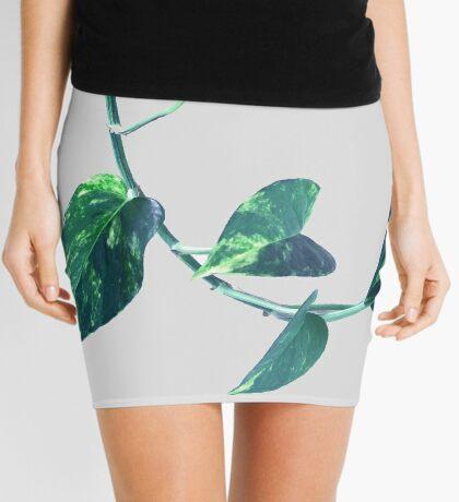Projection & Emotion #redbubble #arprint #home #style #fashion #Tech Mini Skirt