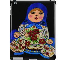 Russian dolls iPad Case/Skin